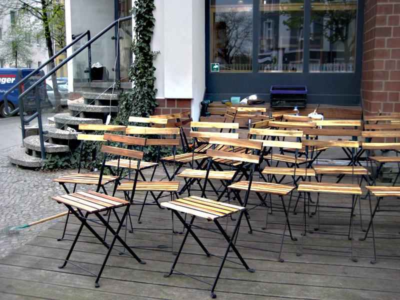Berlin Cafe Brunnenviertel